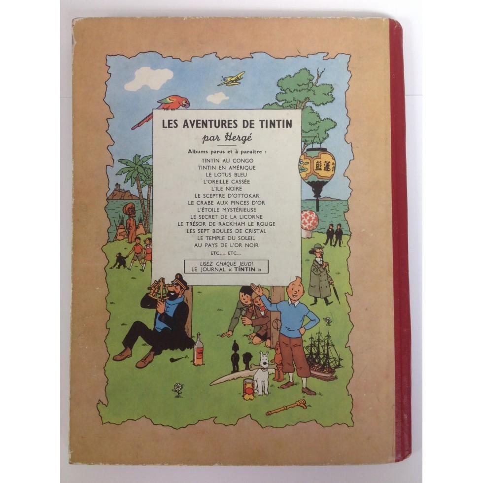 Hergé, son œuvre