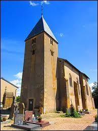 Nous terminons cette balade dans le Grand-Est devant l'église Saint-Martin de Sillegny. Commune de l'arrondissement de Metz, dans la vallée de la Seille, elle se situe dans le département ...