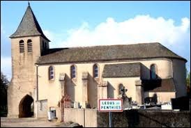 Commune Tarnaise, dans le Ségala, Lédas-et-Penthies se situe en région ...