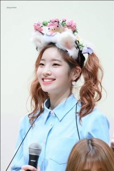 Quel est l'aliment préféré de Dahyun ?
