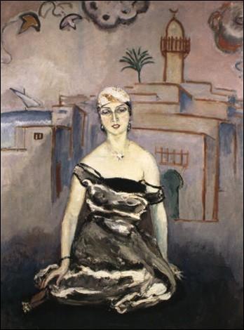 """Qui est le peintre de """"Madame Berriaud"""" ?"""