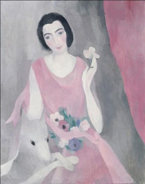 """Qui a fait le """"Portrait de Madame Paul Guillaume"""" ?"""