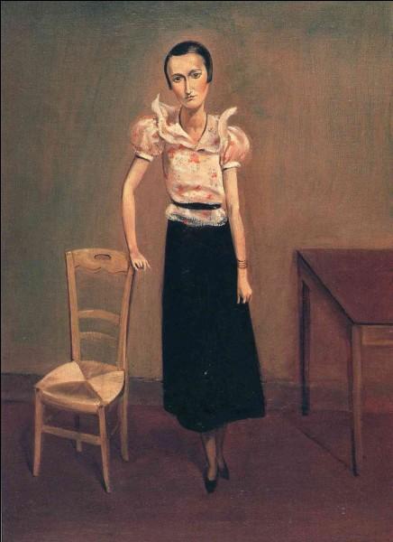 """Et enfin qui a représenté """"Madame Pierre Loeb"""" ?"""