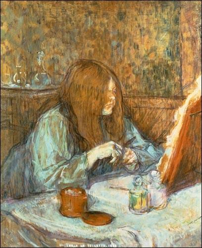 """Qui est le peintre de """"Madame Poupoule"""" ?"""