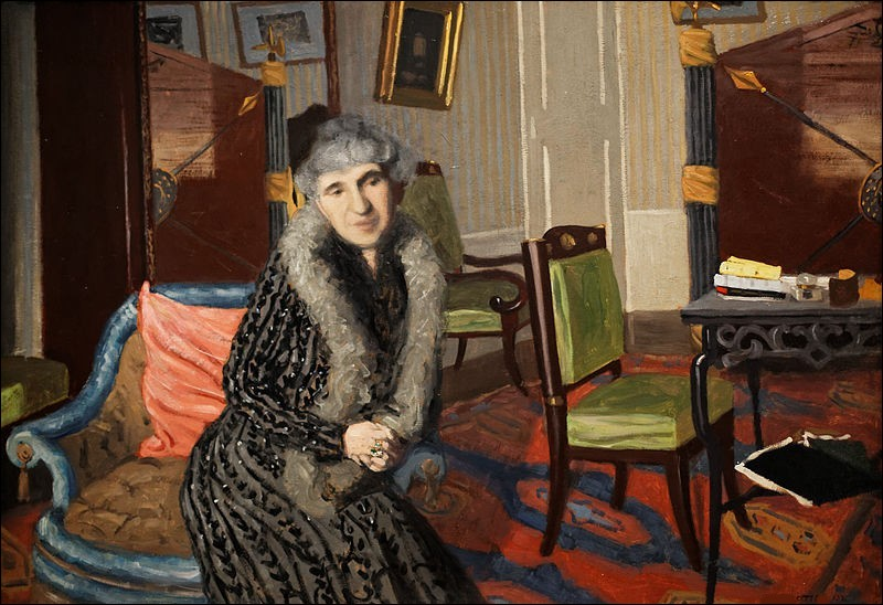"Qui a peint ""Madame Alexandre Bernheim"" ?"