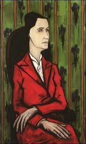 """Qui a fait le """"Portrait de Madame Plesh"""" ?"""