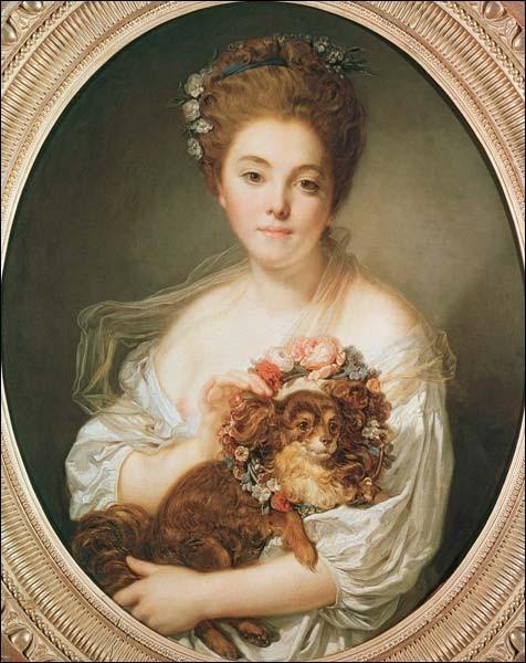 Madame, en peinture
