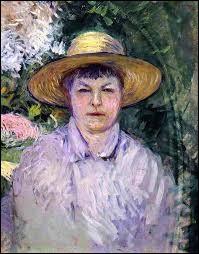"""Qui a fait le """"Portrait de Madame Renoir"""" ?"""