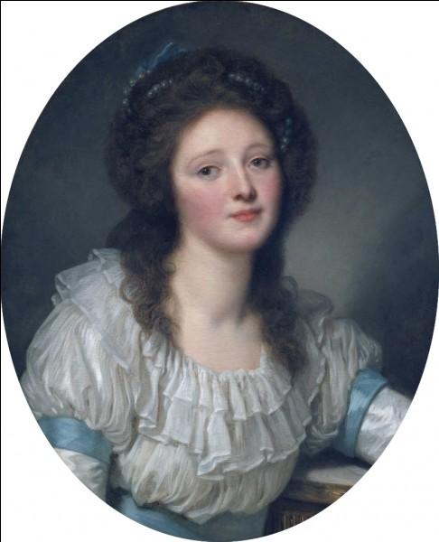"""Qui a peint """"Madame Mercier"""" ?"""