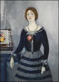 """Qui est le peintre de """"Madame Desjardins"""" ?"""