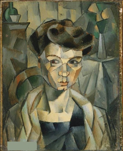 "Qui a peint ""Madame Metzinger"" ?"