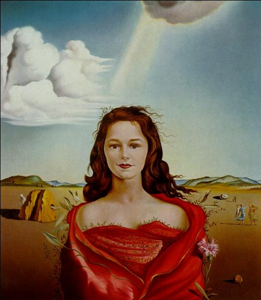 """Qui a fait le """"Portrait de Madame Mary Sigall"""" ?"""