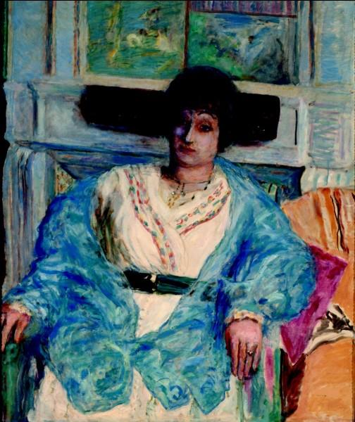 """Qui a peint """"Madame Emile Bernheim"""" ?"""