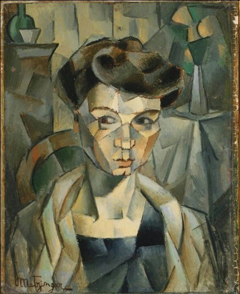 Madame en peinture (2)