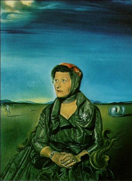 """Qui a fait le """"Portrait de Madame Fagen"""" ?"""