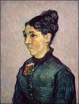 """Qui a réalisé le """"Portrait de Madame Trabuc"""" ?"""