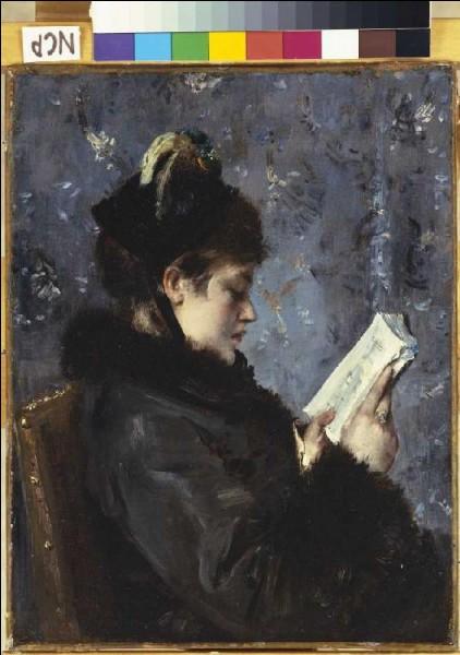 """Qui a fait le """"Portrait de Madame Brizat"""" ?"""