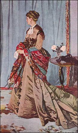 "À qui doit-on ""Madame Louis Joachim Gaudibert"" ?"