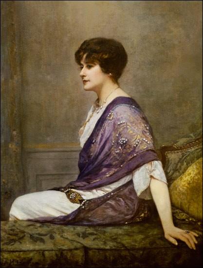"""Qui a peint """"Madame Paquin"""" ?"""