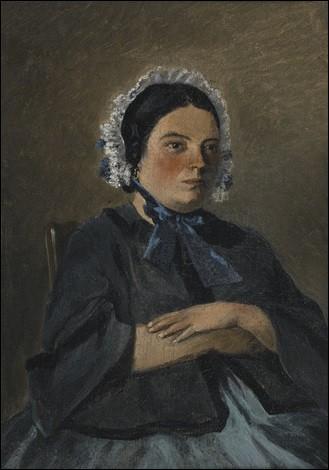 """Qui a fait le """"Portrait de Madame Robert, mère"""" ?"""
