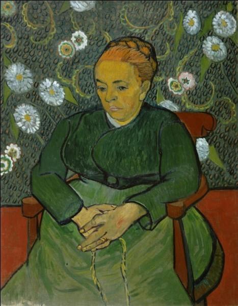 Madame en peinture (3)