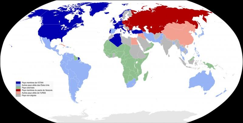 Histoire - En quelle année la guerre froide a-t-elle commencé ?