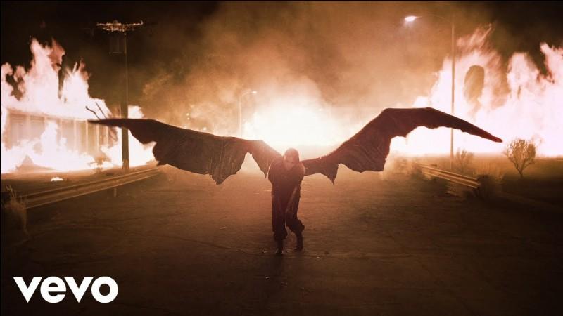 """D'où viennent ces paroles ?""""My Lucifer is lonely..."""""""