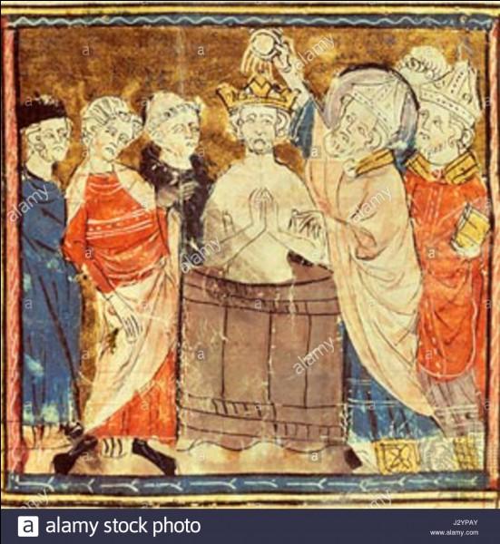 L'année du baptême de Clovis est très importante. Quelle est-elle ?