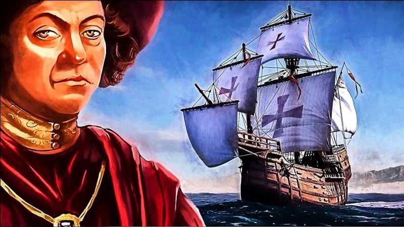 En quelle année Christophe Colomb découvre-t-il l'Amérique ?