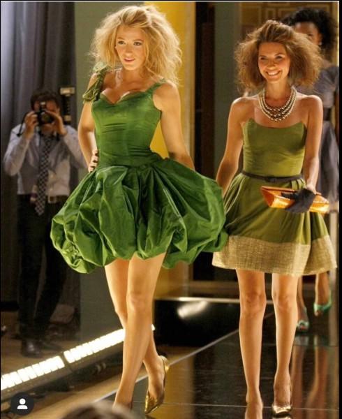 Qu'est-ce que Serena et Blair regardent une fois par an toute les deux ?