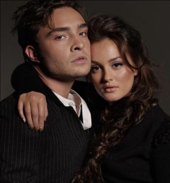 Comment s'appelle le fils de Blair et Chuck ?