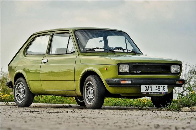 Quelle est cette Fiat ?