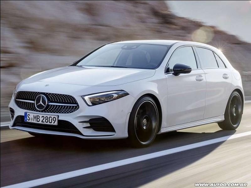 Quelle est cette Mercedes ?