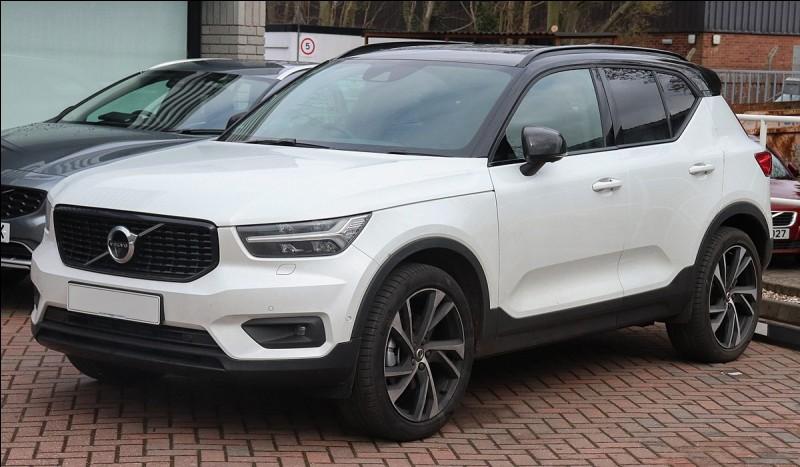 Quelle est cette Volvo ?