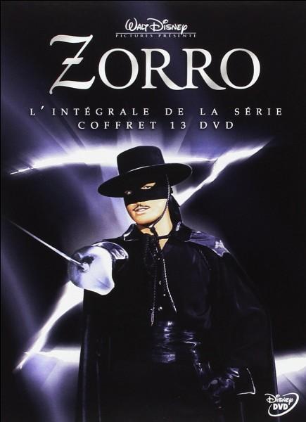 Que veut dire Zorro ?