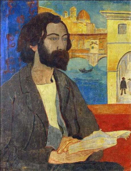 """Qui a fait le """"Portrait d'Emile Bernard"""" ?"""