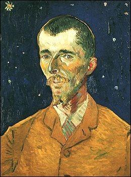 """Qui a fait le """"Portrait d'Eugène Boch"""" ?"""