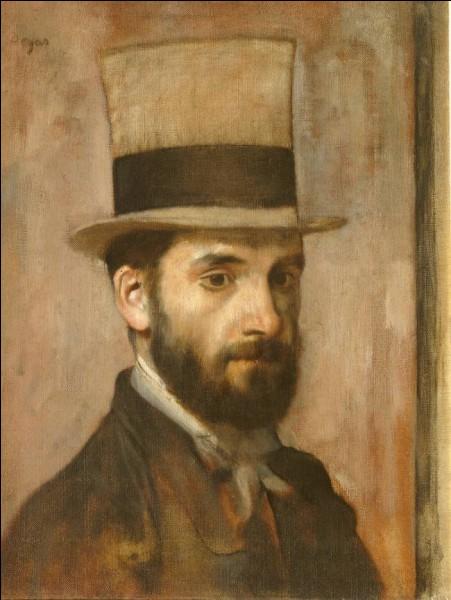 """À qui doit-on ce """"Portrait de Jean Bonnat"""" ?"""