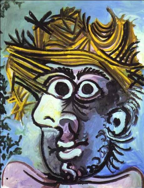 """Qui a peint """"""""Portrait d'un homme avec un chapeau"""" ?"""