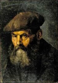 """Qui a peint """"L'Homme au béret"""" ?"""