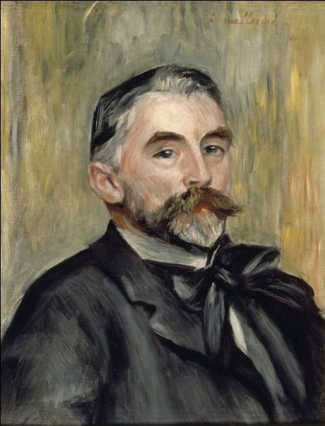 Qui a représenté Stéphane Mallarmé ?