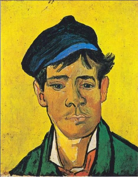 """À qui doit-on """"Jeune Homme au chapeau"""" ?"""