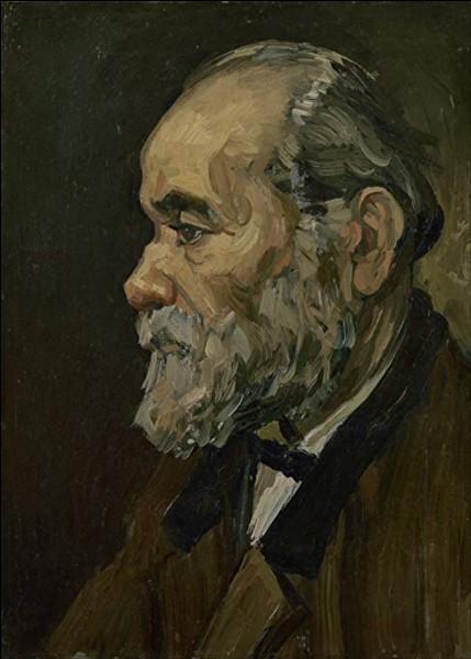 """Qui a peint """"Portrait d'un vieil homme"""" ?"""