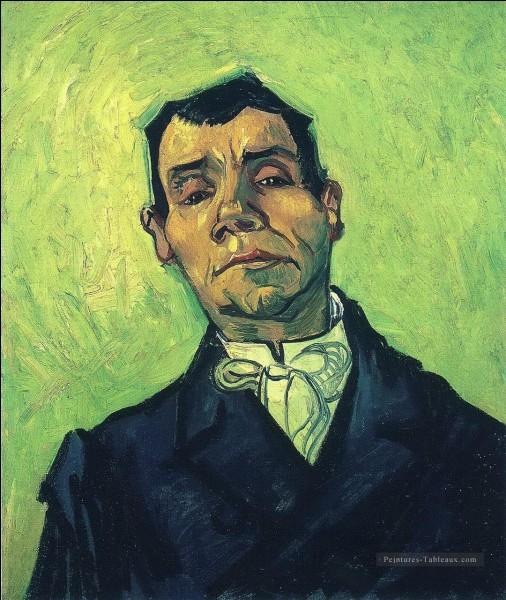 """Qui a peint ce tableau intitulé """"Portrait d'un homme"""" ?"""
