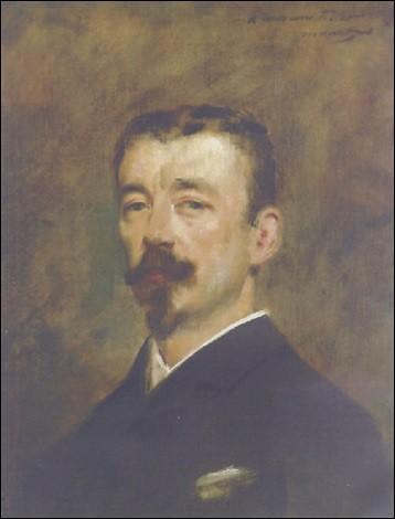 """Qui a fait le """"Portrait de Monsieur Tillet"""" ?"""