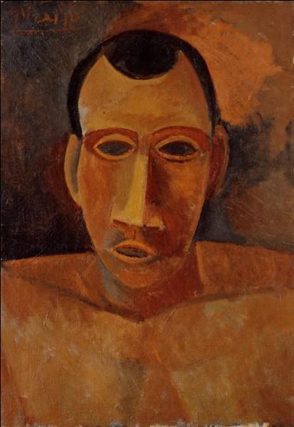 """À qui doit-on ce tableau intitulé """"Portrait d'homme"""" ?"""