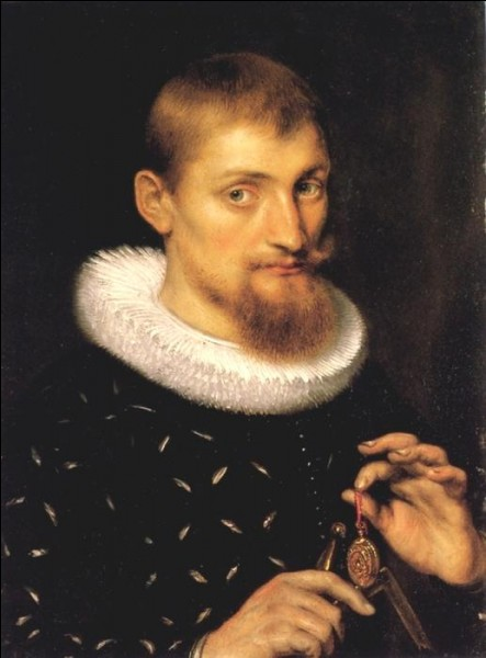 """Qui a peint """"Portrait d'un homme"""" ?"""