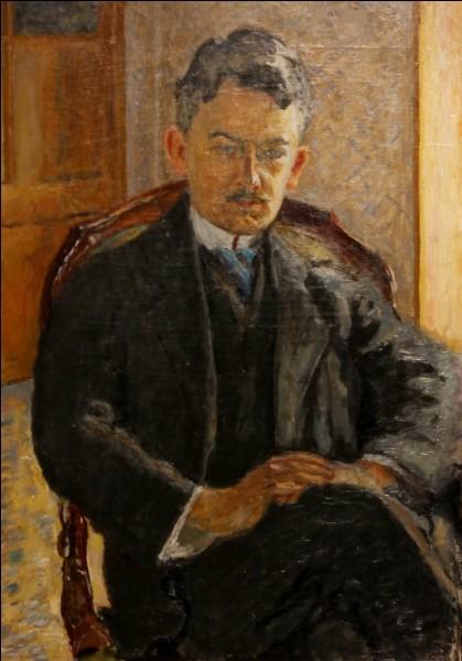 """Qui a fait le """"Portrait de Georges Besson"""" ?"""