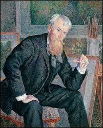 """Qui a réalisé le portrait d'Henri Edmond Cross"""" ?"""