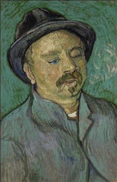 """Qui a fait le """"Portrait d'un homme borgne"""" ?"""